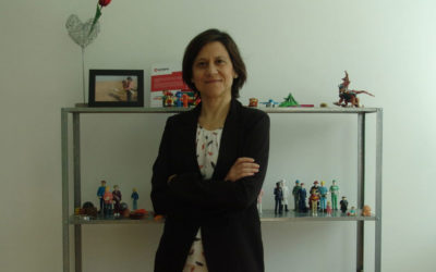 Entrevista a Adelaida Navaridas