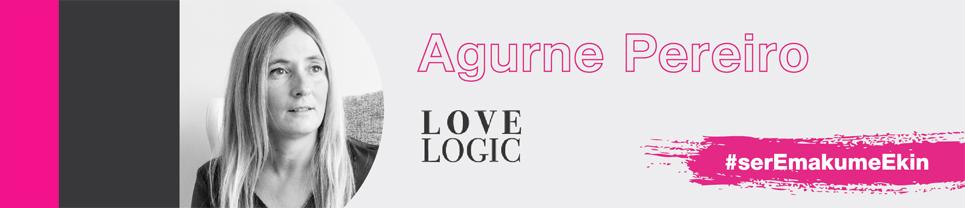 Agurne Pereiro, LOVE LOGIC