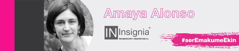 Amaya Alonso Insignia