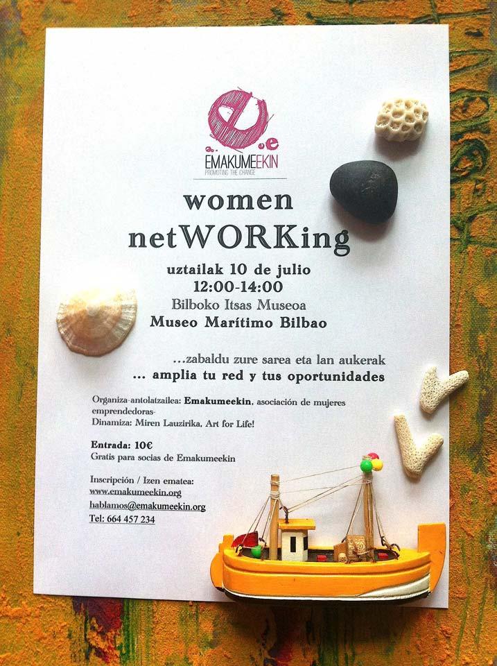 cartel-networking-emakumeEkin-summer