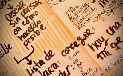 Ideas para alimentar los sueños