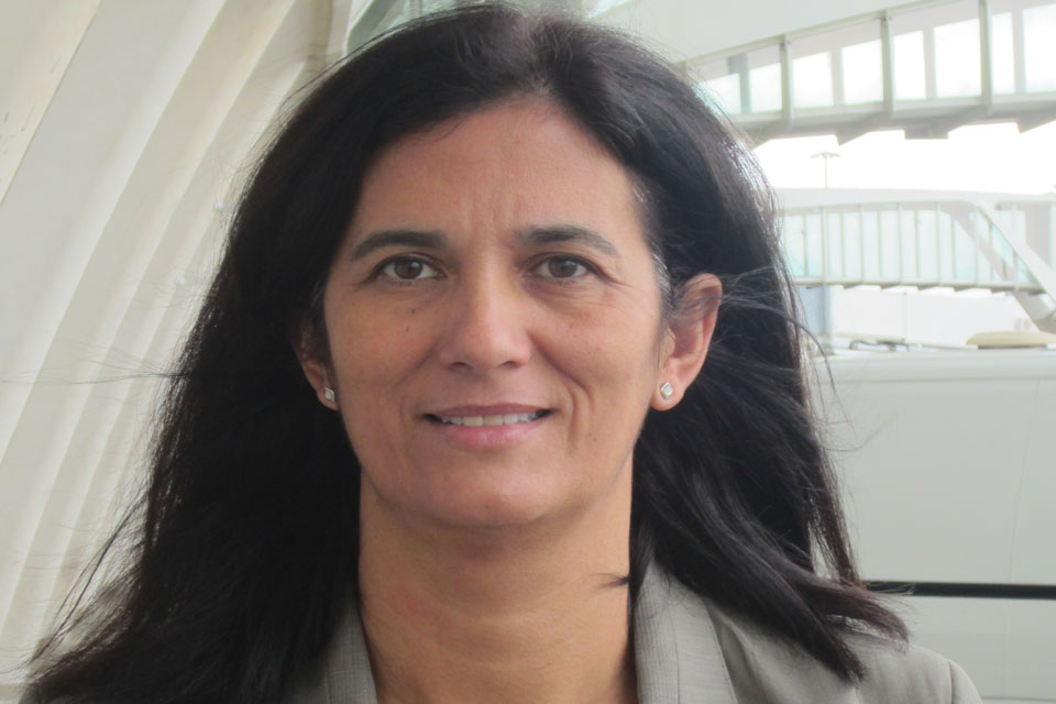 Entrevista a Cristina Echeverria
