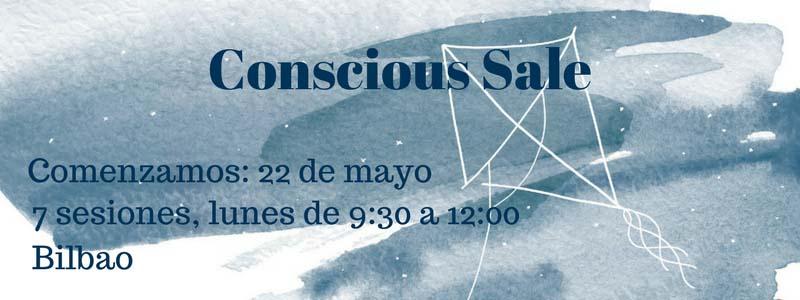 "Curso ventas ""Conscious sale"""