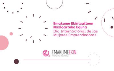 Programación especial alrededor del Día Internacional de las Mujeres Emprendedoras