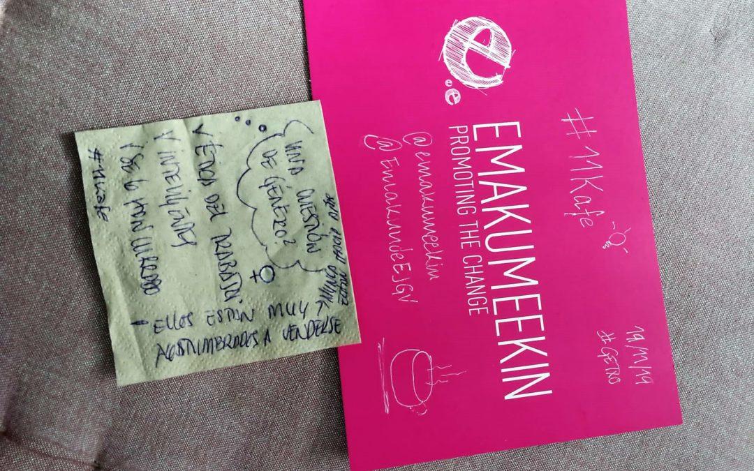 11 Kafe: Día internacional de las mujeres emprendedoras 2020