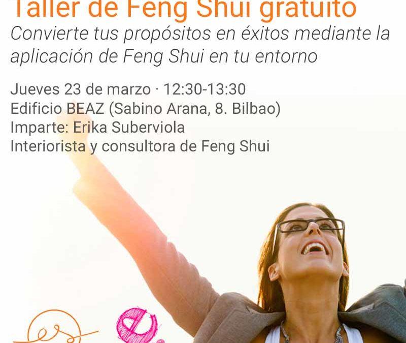 Charla sobre Feng Shui