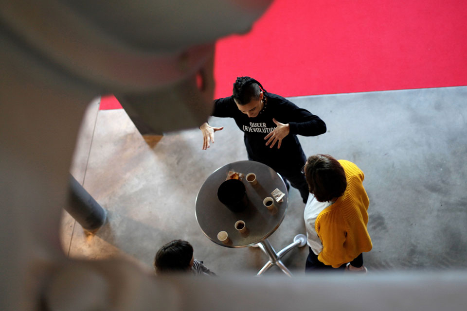 Gure Kontura: Diálogos con perspectiva