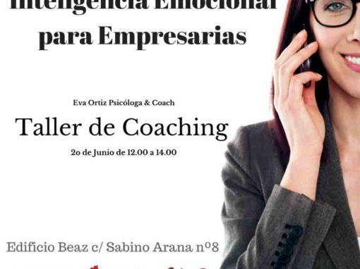 """Inteligencia emocional"", taller impartido por Eva Ortiz"