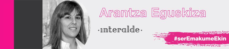 Arantza Eguskiza, Interalde
