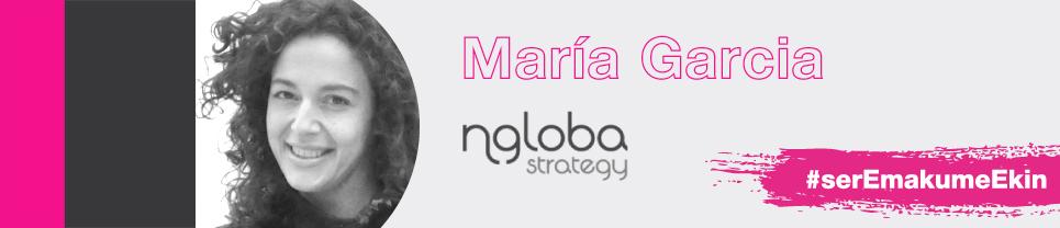 María García, nGloba Strategy