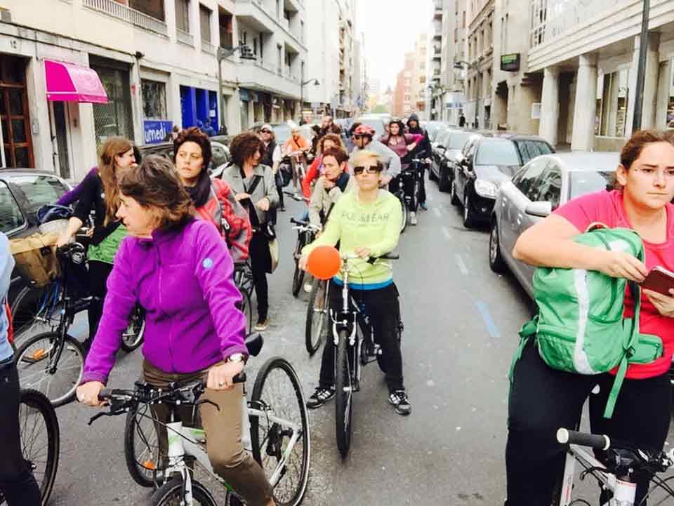 Bilbao: 14 nombres de mujeres en sus calles