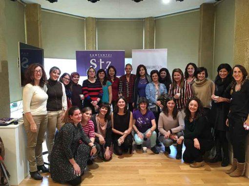 Mujeres emprendedoras de Santurtzi