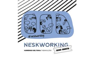 Neskworking Bilbao – Donostia, ¡Volvemos al tren!