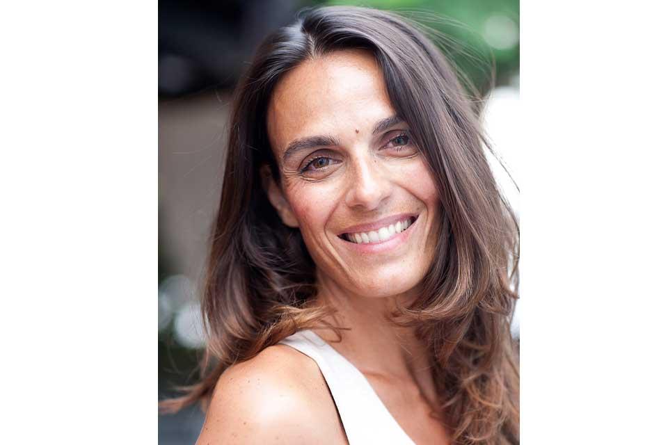 Manuela Battaglini con EmakumeEkin