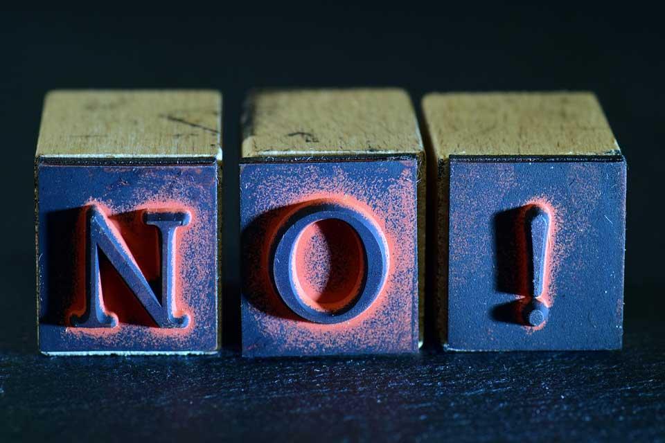 ¿Qué hay detrás de las objeciones? ¿Cómo entender cuando me dicen NO?