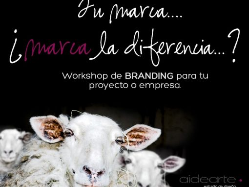 Workshop de branding para personas emprendedoras